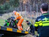 Motorrijdster ten val op  Burgemeester Letschertweg in Tilburg