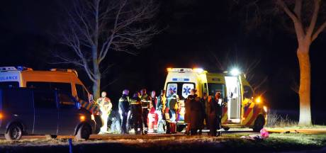 Kind (5) op step overleden door aanrijding in Staphorst
