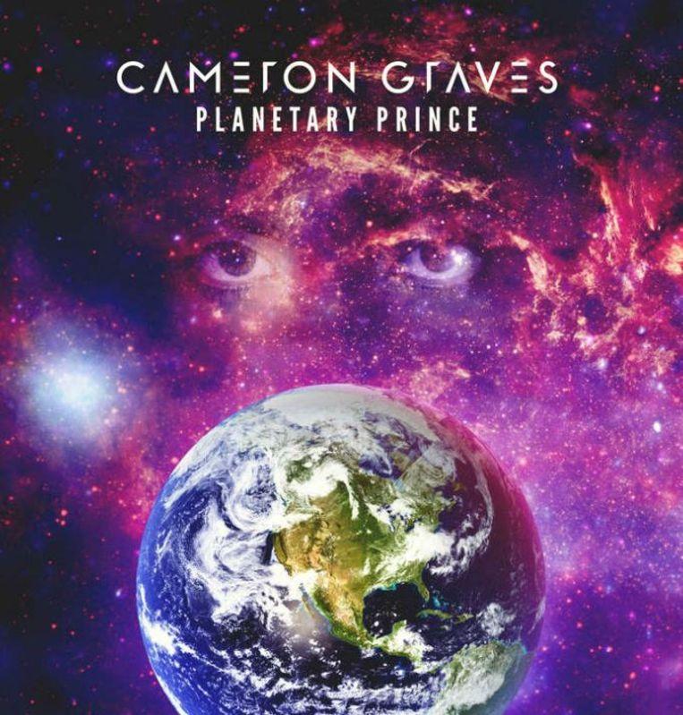 Cameron Graves - Planetary prince Beeld Trouw
