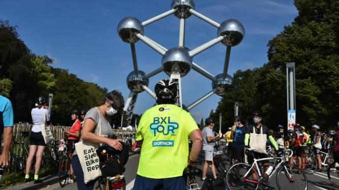 Vijfde editie fietswedstrijd BXL Tour gaat door op 29 augustus