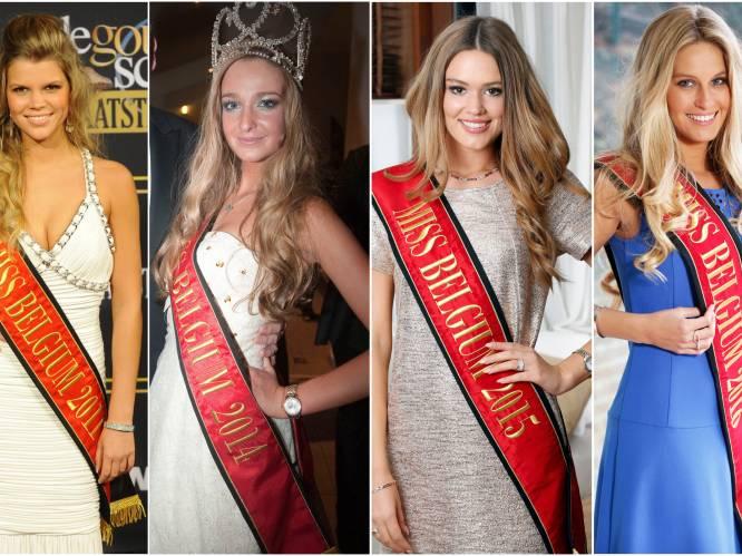 """Zo gaat het nu nog met de winnaressen van Miss België (deel 1): """"Een Miss die zegt dat ze op vrouwen valt, dat is niet evident"""""""