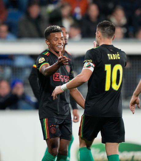 Ajax boekt zakelijke zege op SC Heerenveen en is klaar voor CL-clash met Borussia Dortmund