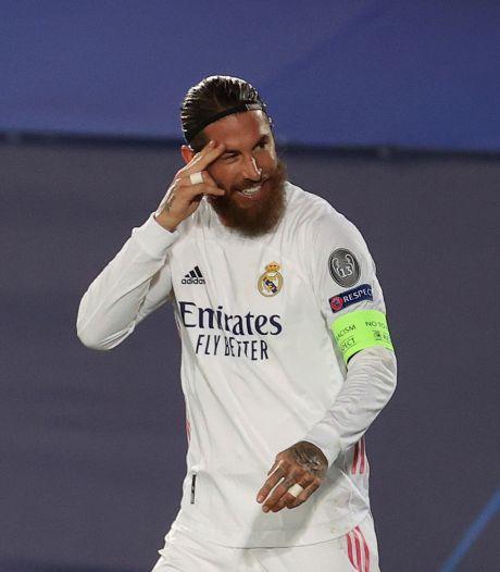 'PSG wil Ramos met megacontract bij Real Madrid weglokken'
