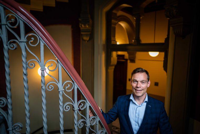 Martijn van Helvert, namens het CDA Tweede Kamerlid. Beeld ANP