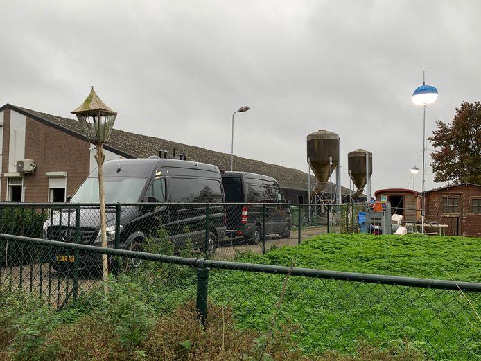 Cocaïnewasserij Vullingsweg, Heeswijk-Dinther