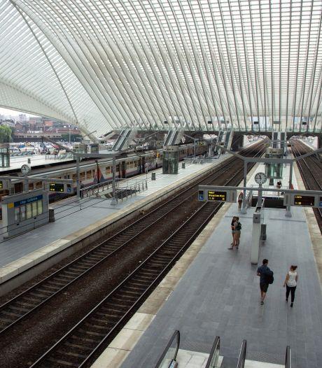 Une piste cyclo-piétonne traversera bientôt la gare des Guillemins