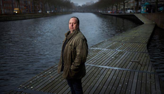 """Hans Bode: ,,Ik zocht een soort American Dream. Als je in New York arriveert als migrant,  begin je onderaan. Word je óf taxichauffeur of hotdogverkoper. Toen ging er een lampje branden."""""""