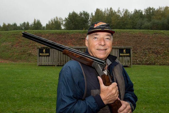 Vrijwilliger Mario Mesman