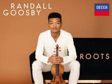 Randall Goosby heeft de swing en de blues aan zijn broek hangen