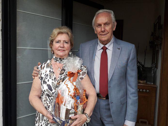 Luc Vangroenweghe en Rosa Hommez