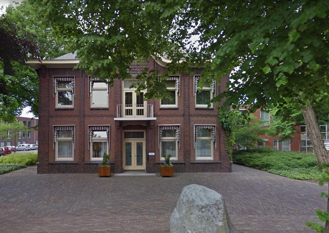 Het gemeentehuis van de gemeente Westerwolde in Sellingen