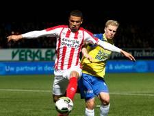 Jong PSV neemt het in eigen huis op tegen Jong FC Utrecht
