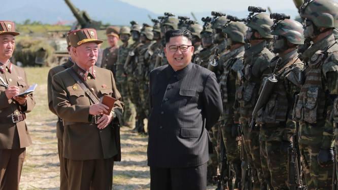 """Noord-Korea voert zesde kernproef uit: """"Test met waterstofbom groot succes"""""""