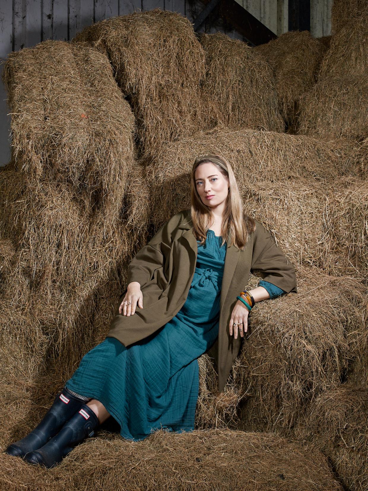 Anne Barnhoorn: 'Als tiener was ik de verlegen diepe denker.' Beeld Jouk Oosterhof