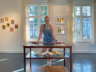Alexandra Vinck exposeert rond bijen en bloemen in Stedelijk Museum Hoogstraten