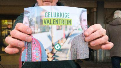 Groen pleit voor treinhalte aan Planckendael