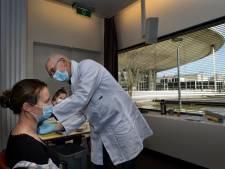 Vaccineren op een iconische plek: het Evoluon in Eindhoven