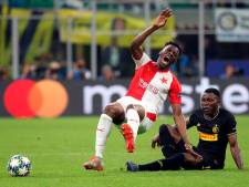 Barella voorkomt blamage Inter tegen Slavia Praag