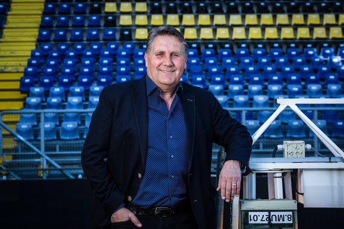Ton Lokhoff, technisch manager NAC.