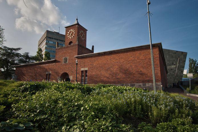 Saskia Harks en haar medestudenten hopen ook het Van Abbemuseum in Eindhoven te betrekken bij hun kunstproject.