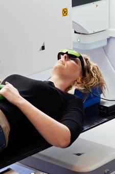 Natuurfilms helpen kankerpatiënten ontspannen tijdens bestraling