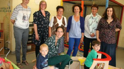 Vrijwilligers houden 'speelbabbel' levend