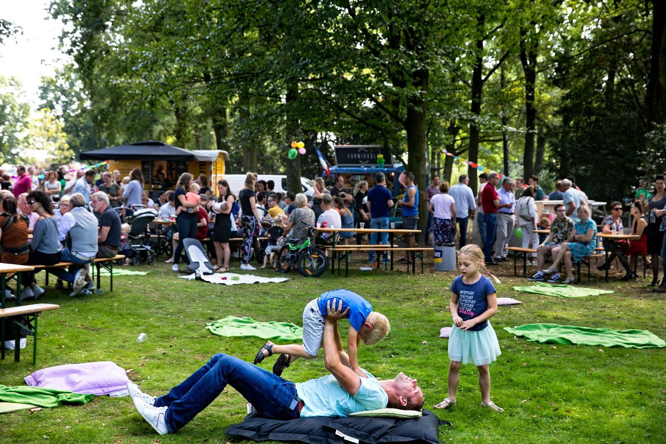 Zummer Park in Someren.