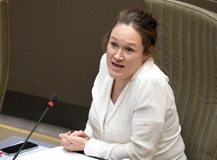 Hannelore Goeman (Vooruit).