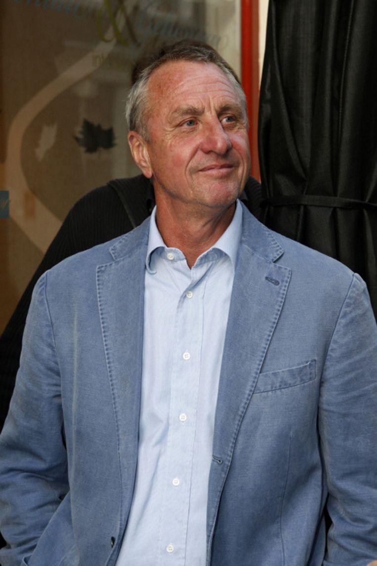 Johan Cruijff. Beeld PRO SHOTS