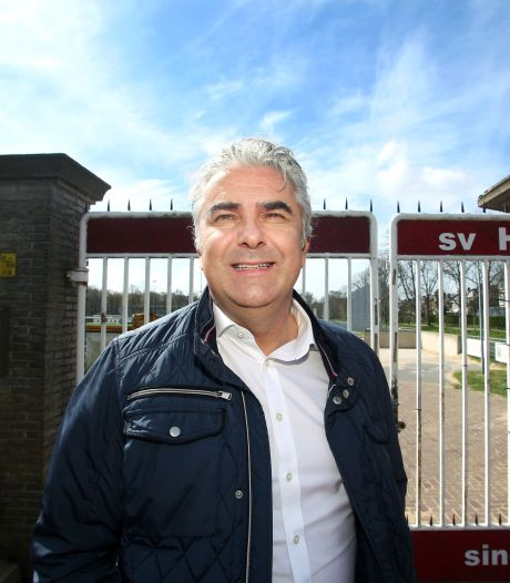 Groundhopper Hans heeft ook een hart voor Haags gras: 'Zonder kelderklasse geen Champions League'