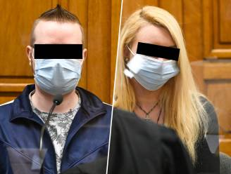 """ASSISEN. """"Helikopterbruid"""" en vader van haar drie kinderen staan terecht voor moord op Andy: """"Ik ben in staat die leugenaar een kopje kleiner te maken"""""""