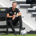 Kees van Wonderen, de populaire coach van Go Ahead Eagles.