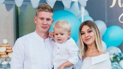"""Kevin De Bruyne wordt opnieuw papa: """"Familie van vier"""""""