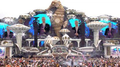 Grappig filmpje: gaf koning Filip zijn 21 juli-toespraak op Tomorrowland?