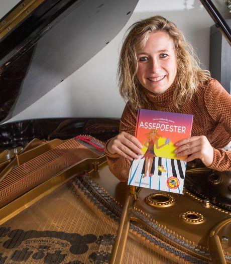 Zo gebruikt Melissa uit Laag Zuthem Assepoester om klassieke muziek 'stiekem' te introduceren