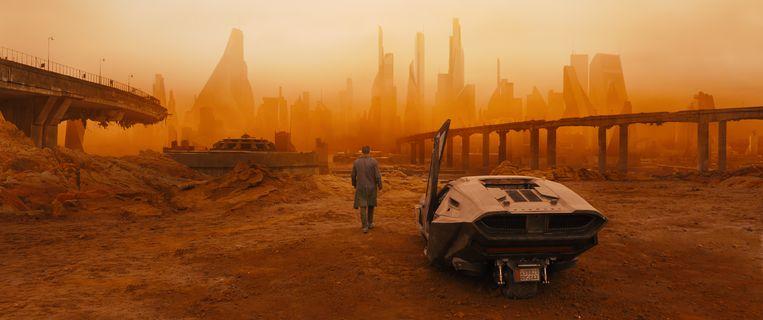 Als we de reacties van filmkenners die de film al zagen mogen geloven, overtreft Blade Runner 2049 alle verwachtingen. Beeld Sony Pictures