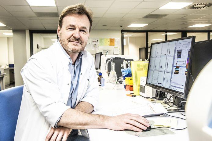 Serge Vanderschueren, medisch directeur van het ziekenhuis AZ Groeninge.