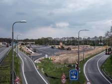Veelbesproken parkeerplaats langs A12 bijna klaar voor gebruik