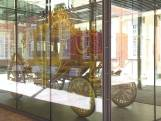 Willem-Alexander: Gouden Koets op plek waar hij thuishoort