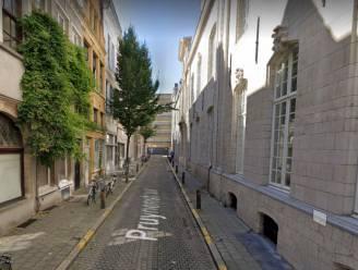 Pruynenstraat naast Antwerpse Handelsbeurs vanaf half april op de schop