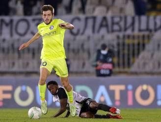 """AA Gent trekt met vertrouwen naar de topper tegen RC Genk: """"Extra mogelijkheden met Chakvetadze-Odjidja"""""""