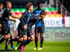 Youth League: les jeunes Brugeois créent la sensation en battant le PSG