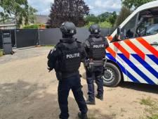 'Grootste crystal methlab ooit in Nederland opgerold in Limburg'