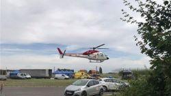 Britse piloot (62) raakt zwaar verbrand tijdens rally van Ieper