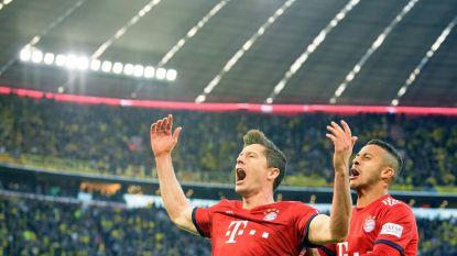 Dortmund speelbal van Bayern: Witsel & co niet langer leider in Bundesliga na 5-0-oplawaai in München