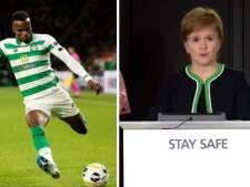 """Le dérapage """"irresponsable"""" de Bolingoli fait scandale en Écosse, la Première ministre monte au créneau"""