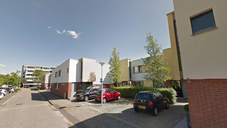 Chet Bakerstraat. Beeld Google Streetview