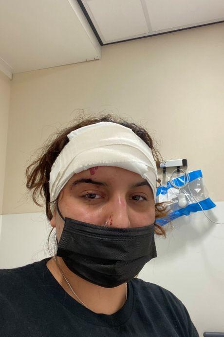 Marwa (22) met wijnfles bewusteloos geslagen op drukke dag in Vondelpark: 'Dat iemand zoiets doet'