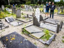 Jongens die verdacht worden van vernielingen op begraafplaats voorlopig op vrije voeten