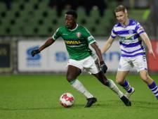 Robin Polley terug bij FC Dordrecht